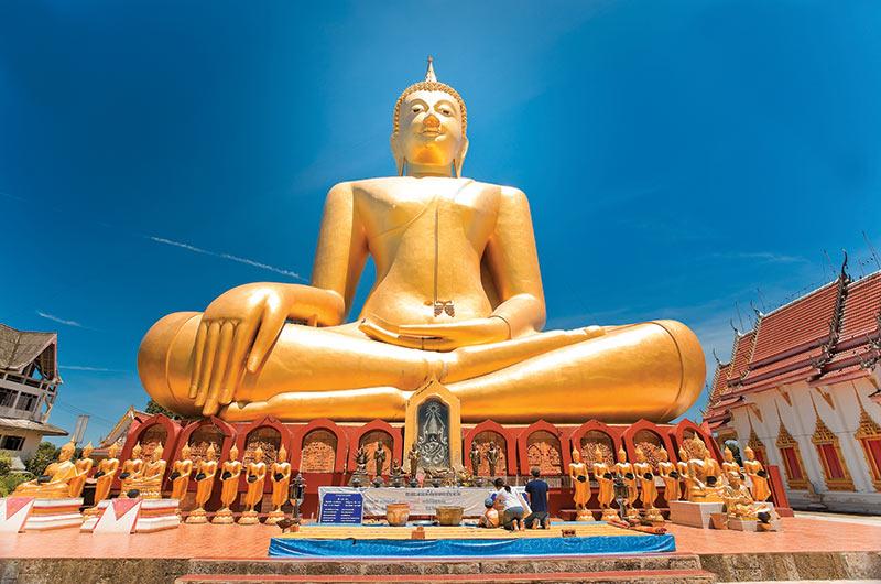 Go West Travel Deals to Thailand