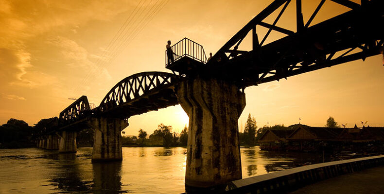 8 day Thailand with River Kwai