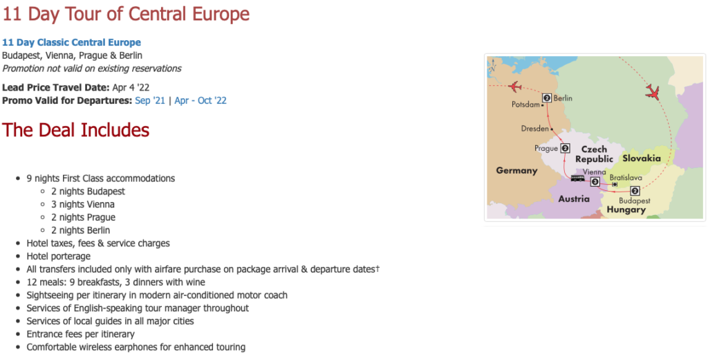 Ed @ Go West Travel is a Europe Travel Expert